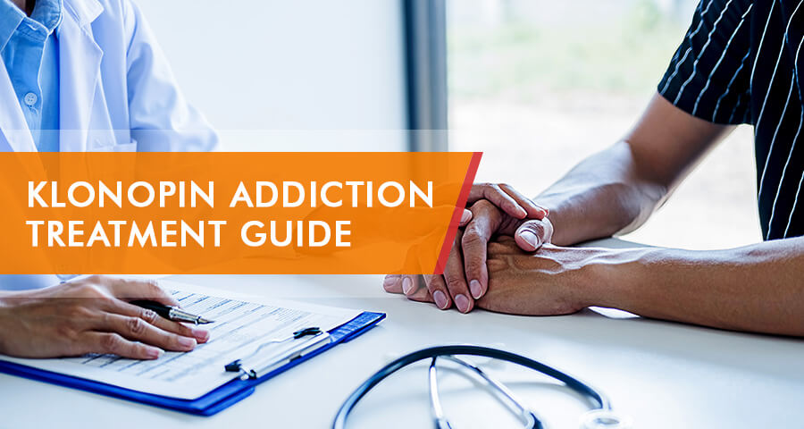 Setting up Klonopin Addiction Treatment