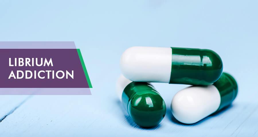 Librium pills