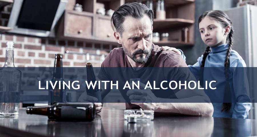 How to Live With An Alcoholic?