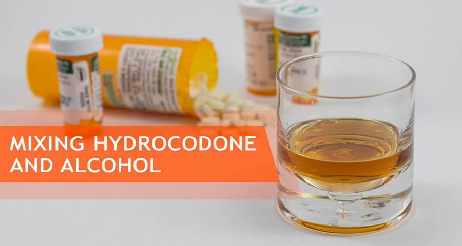 hydrocodone with alcohol
