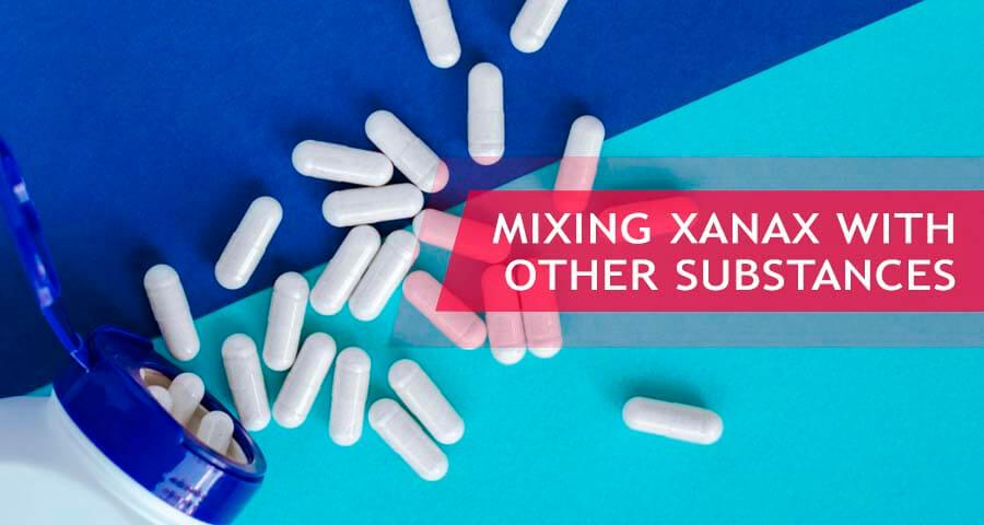 xanax interactions