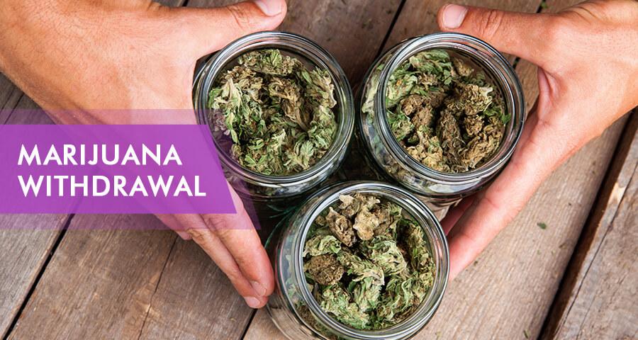 marijuana withdrawal