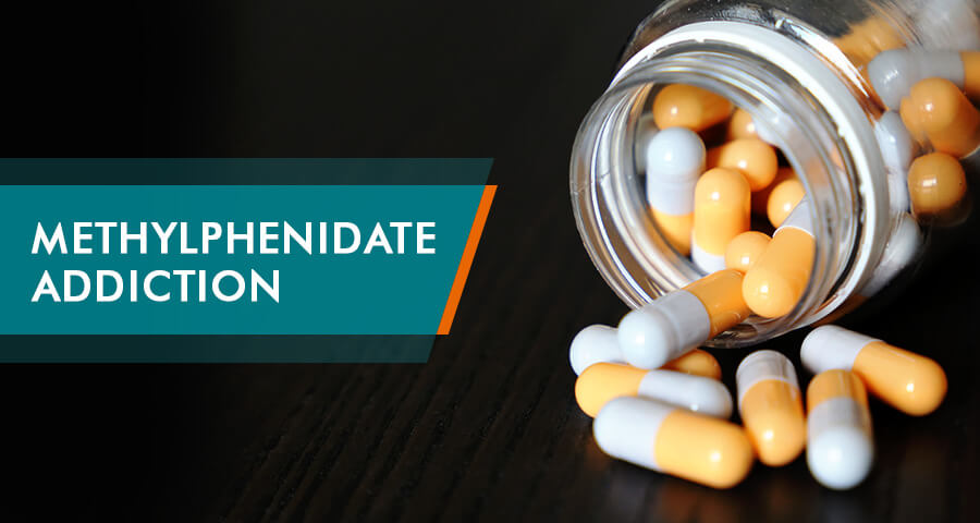 methylphenidate addiction
