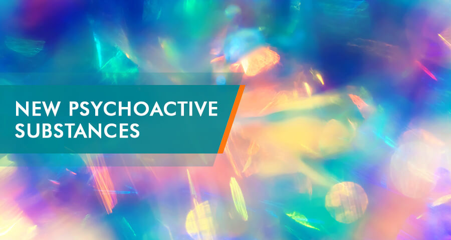 new psychoactive substances - NPS drugs