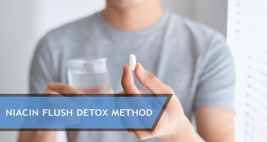 Niacin Flush Detox