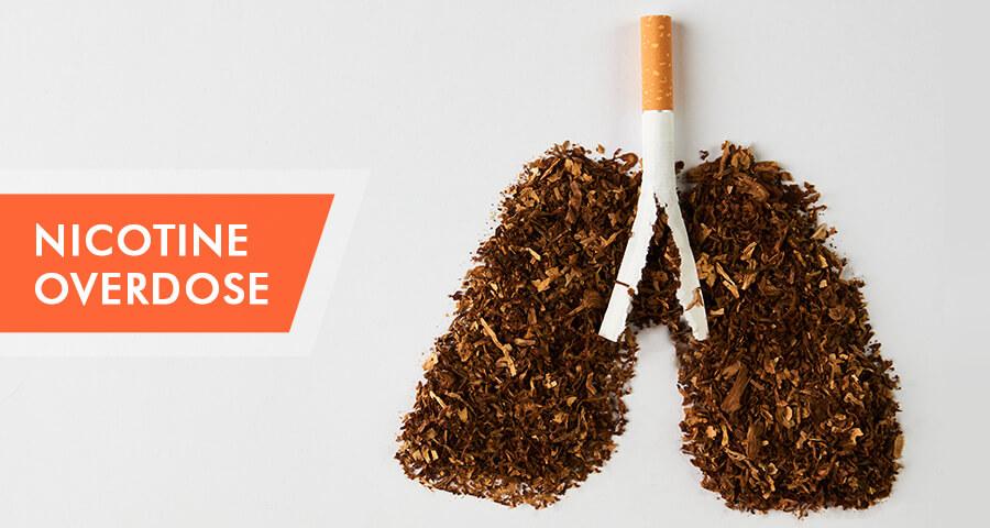 nicotine overdose