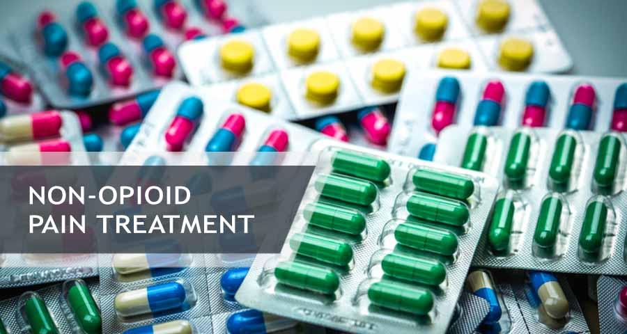 alternatives to opiods