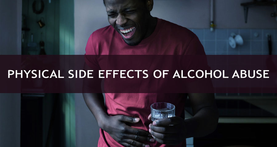 Physical Side-Effects of Alcohol