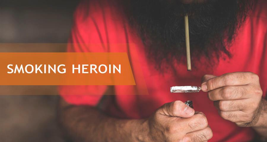 dangers of smoking heroin
