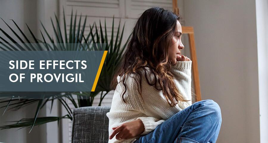 Feeling Side Effects of Provigil