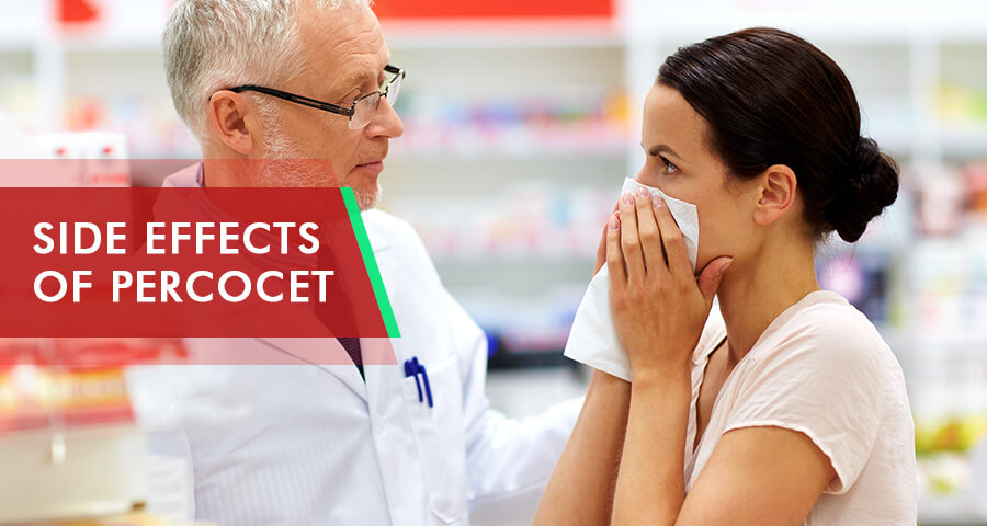 treating Side effects Of Percocet