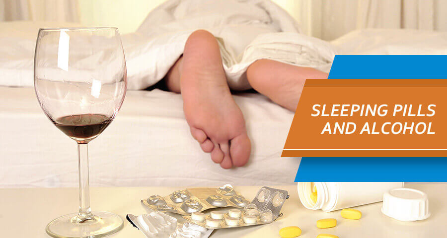 sleeping pills and alcohol interaction