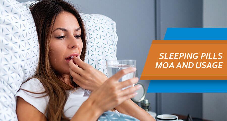 sleeping pills mechanism of action