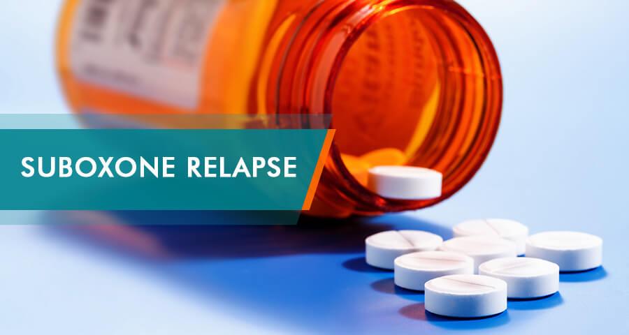 relapse on suboxone