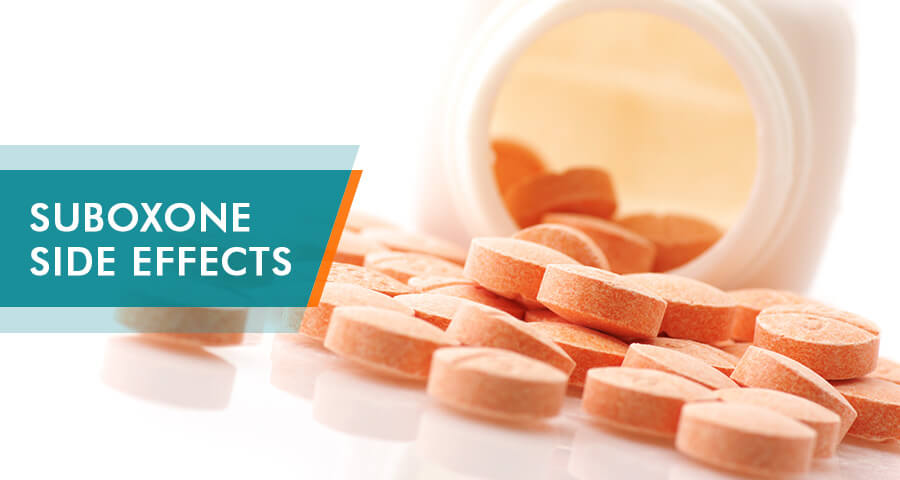 side effects of suboxone