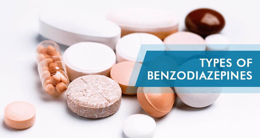 Benzodiazepines types