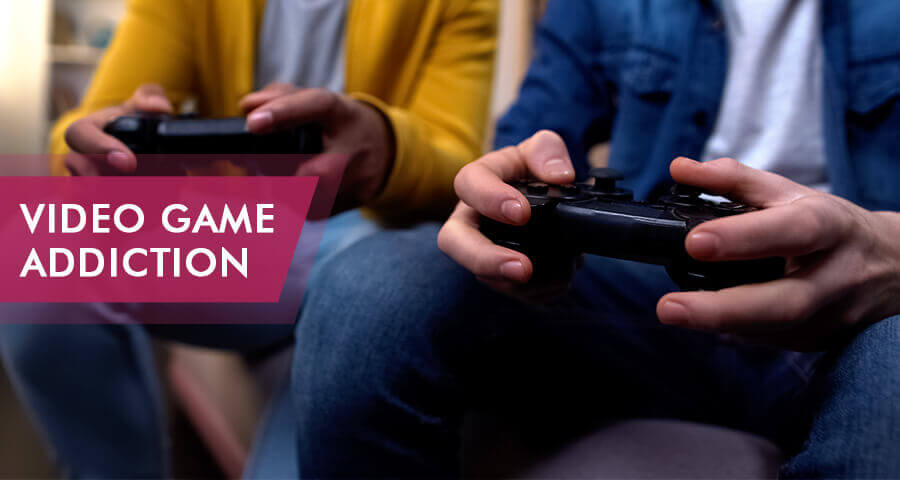 what is video games addiction