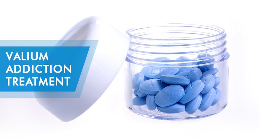 Valium addiction treatment
