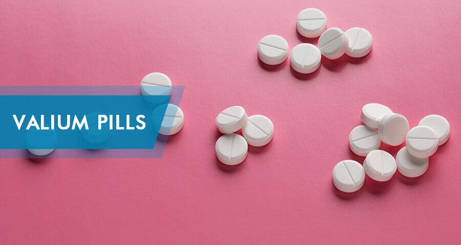 Valium pills identifiers