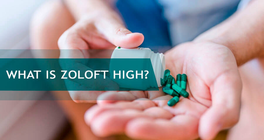 recreational use of zoloft