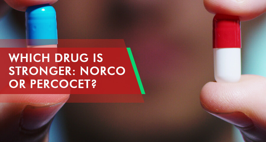 Norco Or Percocet_