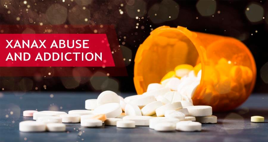 what is xanax abuse and addiction