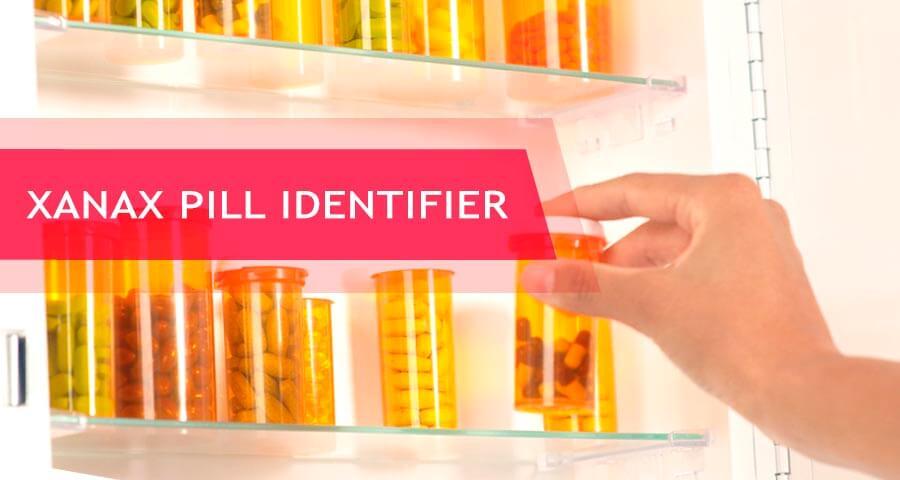 pill identifier for xanax