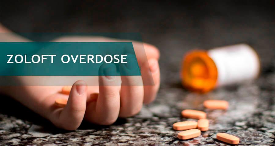 overdose on zoloft