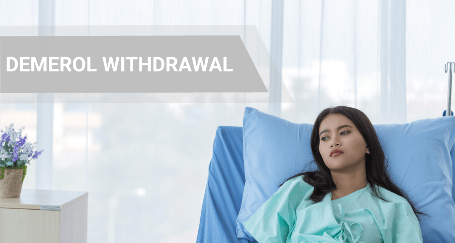 withdrawal from demerol