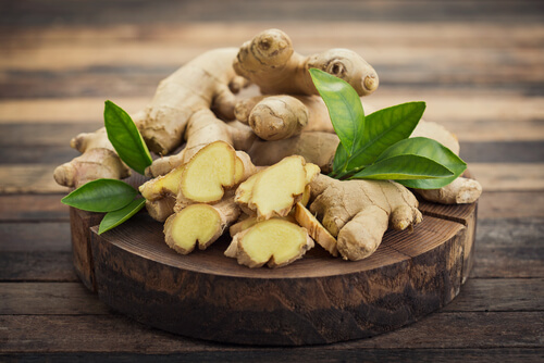 ginger as natural analgesic