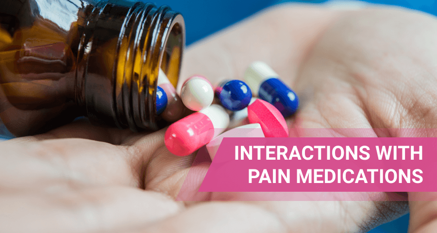 interactions with pain medications