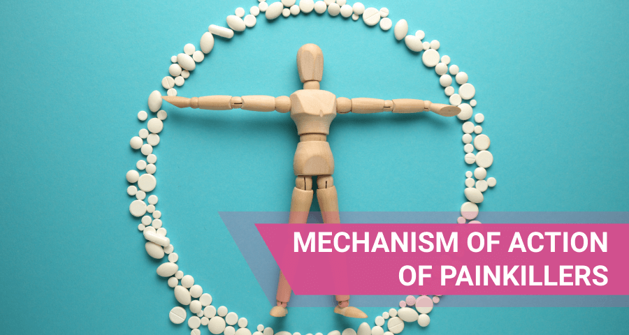 painkillers mechanism of action