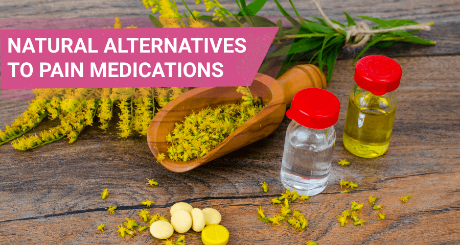 alternatives to pain medications