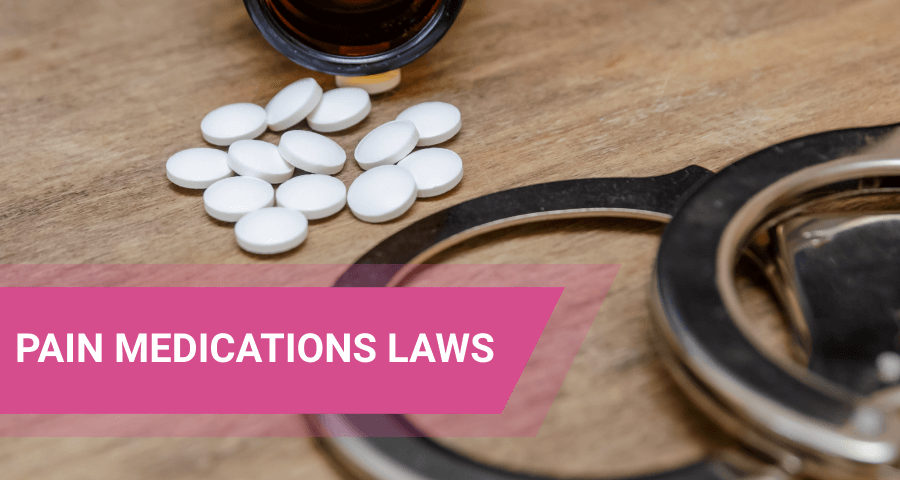 painkillers laws