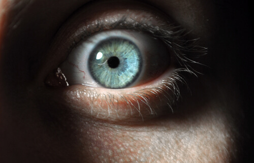 opioid overdose cause pinpointed pupils