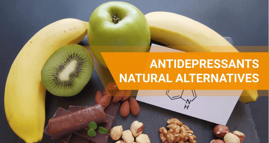 natural OTC alternatives to antidepressants