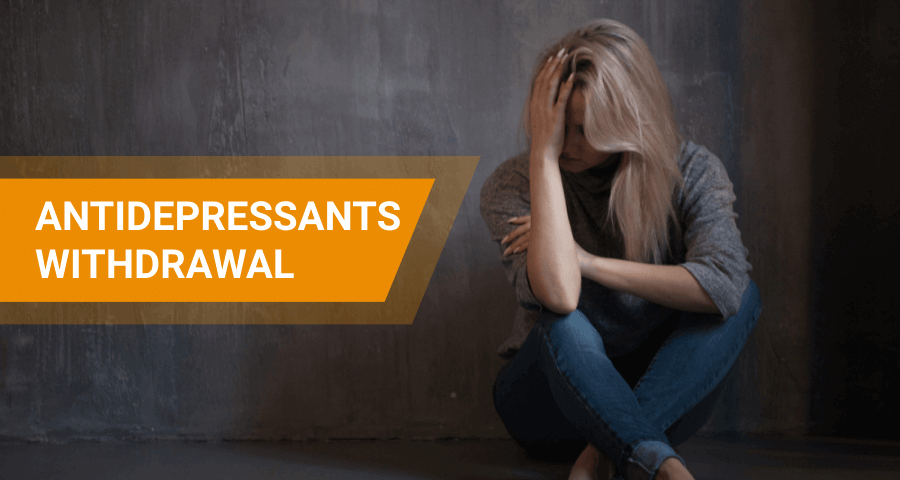 stopping and withdrawal from antidepressants