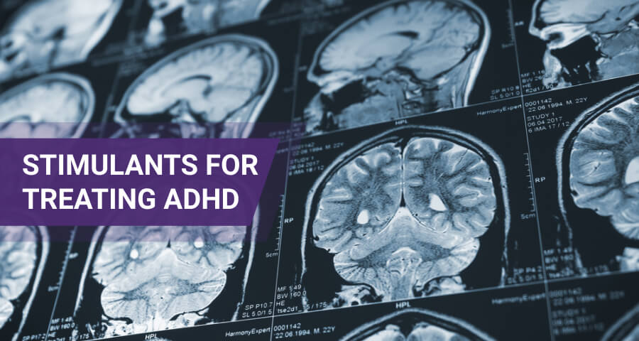 stimulants for treating ADHD