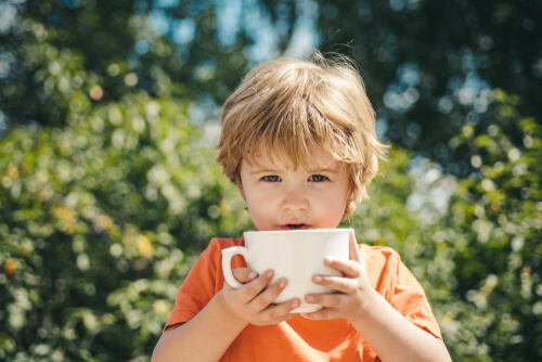 tea of natural supplements for treating ADHD