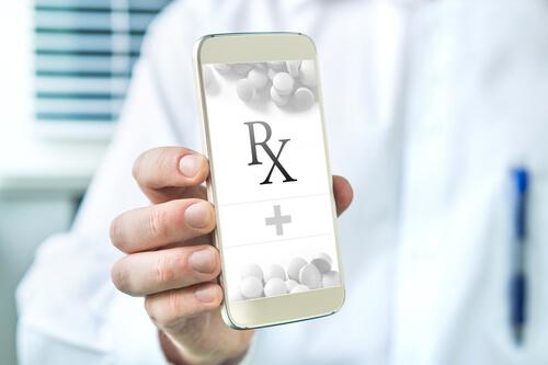 E-prescribing narcotics