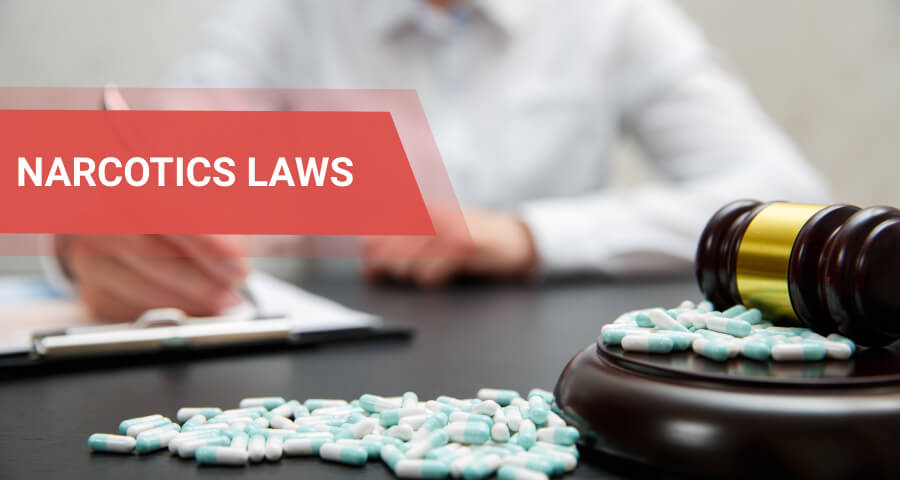Narcotics Legal Regulation