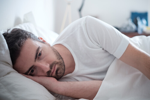 problems with sleep while taking antidepressants