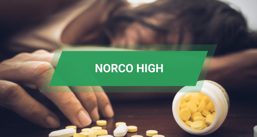Norco high effects