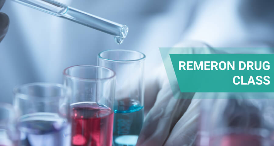 what is drug classification of remeron