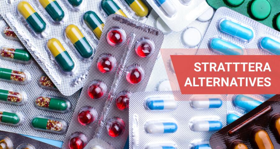alternative medications to Strattera