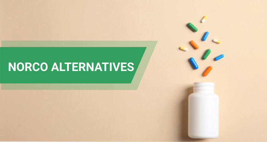 Alternative medications to Norco