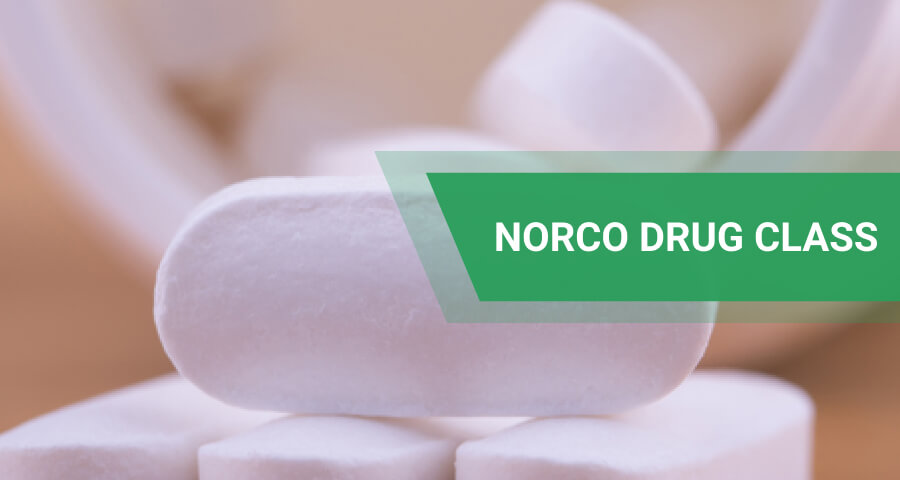 Norco drug classification
