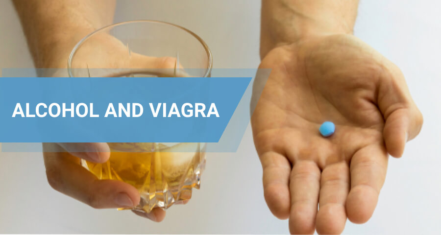 viagra and alcohol