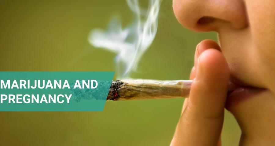 girl smoking marijuana close up.