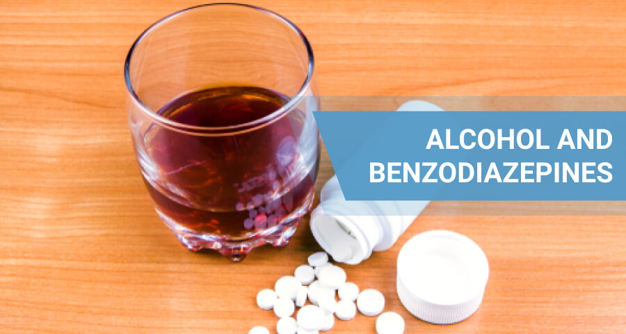 alcohol and benzodiazepines mix